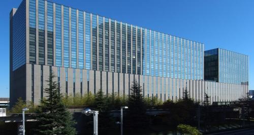IBM office building